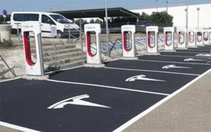 Grupo Zoilo Rios' filling station at El Cisne, Zaragoza where Fusion Fuel will run a hydrogen refuelling point
