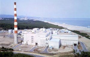 JGC's Nuclear Fuel Reprocessing Facility in Ibaraki, Japan, Credit: JGC Holdings website