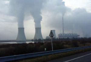 Prunéřov II Power Station at Czech Republic, Credit: Horst 74, CC BY 3.0