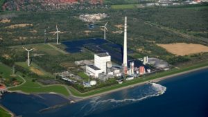 Uniper's natural gas plant at Wilhelmshaven, Germany, Credit: Uniper website