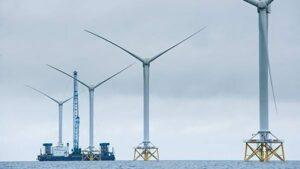 Ormonde offshore wind farm developed by Enterprize Energy in the UK. Credit: Enterprize Energy website