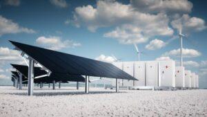 A visualisation of Open Energi's digital platform, Dynamic Demand 2.0. Credit: bp website